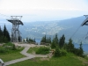 top of Grouse Mountain